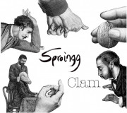 Sproingg Clam CD cover Front